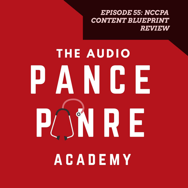 Episode 55: The Audio PANCE and PANRE Board Review Podcast – Mixed Content Blueprint Review